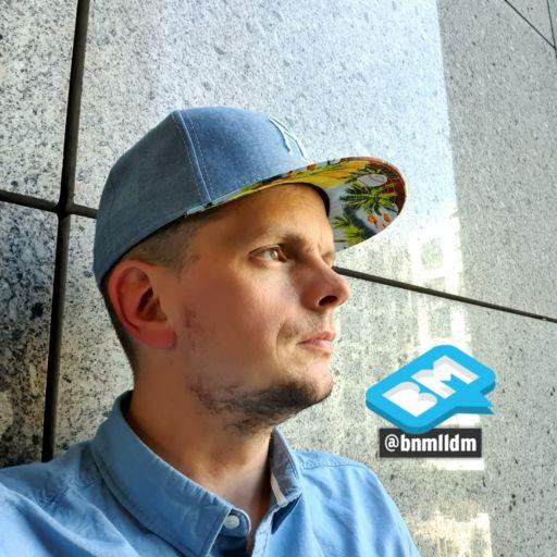 Ben Moll Digital Marketing Specialist